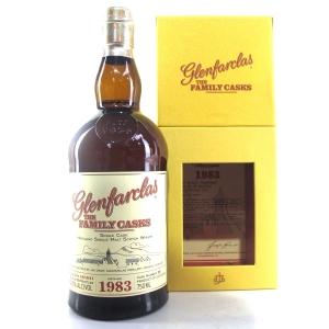 Glenfarclas 1983 Family Cask #30 75cl / US Import