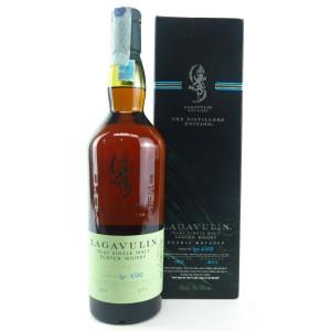 Lagavulin 1997 Distillers Edition 2013