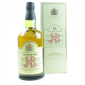 J&B 15 Year Old Reserve 1980s