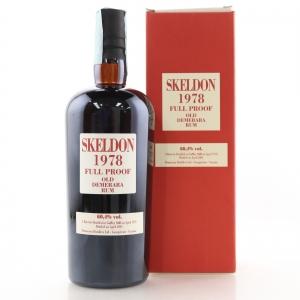 Skeldon SWR 1978 Velier 27 Year Old Rum