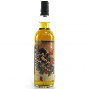 Speyside Single Malt 1996 Whisky Agency 19 Year Old / The Drunken Master