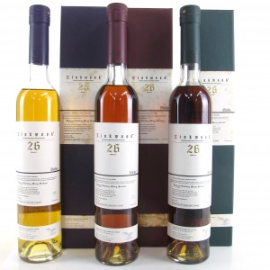 Linkwood 1981 Cask Strength 26 Year Old 3 x 50cl Cask Finish Selection