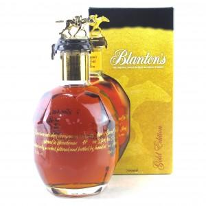Blanton's Single Barrel Gold Edition 2017