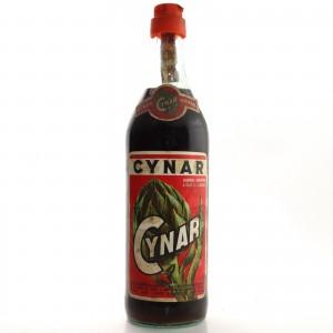 Cynar Artichoke Liqueur 1 Litre circa 1970s