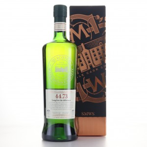 Craigellachie 1990 SMWS 25 Year Old 44.73 / Signed by Charles Maclean