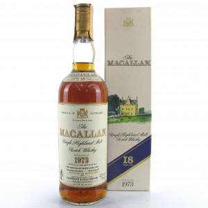 Macallan 18 Year Old 1973 / Giovinetti Import
