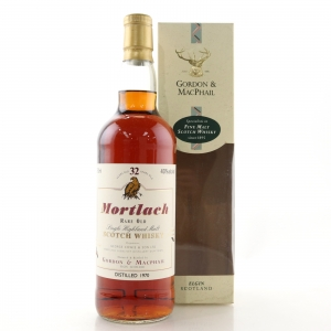 Mortlach 1970 Gordon and MacPhail 32 Year Old 75cl / US Import