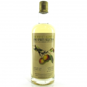 Single Cask German Apple Spirit 2003 Whisky Agency 8 Year Old