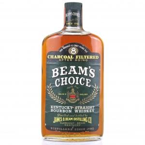 Beam's Choice 8 Year Old 1 Pint 1970s