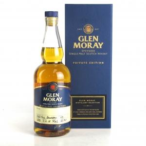 Glen Moray 2005 Bourbon Cask Hand Filled