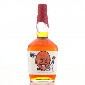 Maker's Mark Kentucky Straight Bourbon 1 Litre / New Hope Haiti #387