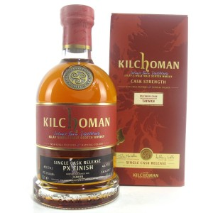 Kilchoman 2011 Single Cask PX Finish / Taiwan Exclusive