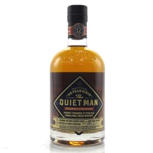 Quiet Man 12 Year Old Irish Single Malt / Sherry Finished