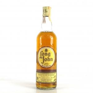 Long John Scotch Whisky 1980s