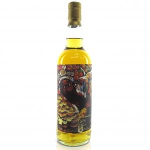 Whisky Agency Blended Malt 15 Year Old / The Drunken Master
