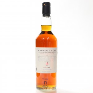Mannochmore 1990 Cask Strength 18 Year Old