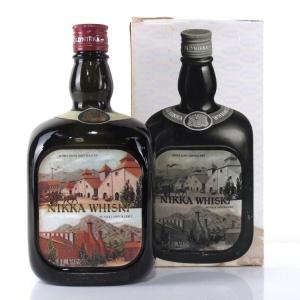 Rare Old Nikka Whisky 1960s 72cl