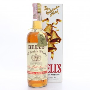 Bell's 5 Year Old Extra Special 1960s