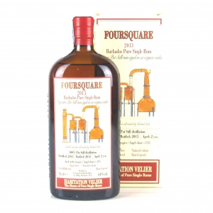 Foursquare 2013 Habitation Velier Barbados Pure Single Rum