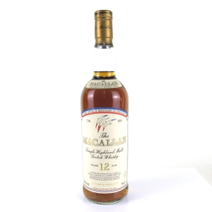 Macallan 12 Year Old Bicentennary French Revolution / Bicentenaire 1789-1989