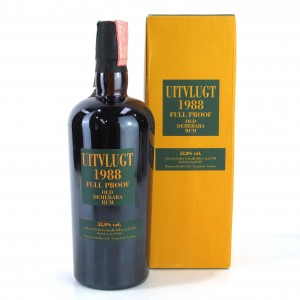 Uitvlugt 1988 Full Proof 17 Year Old Guyana Rum