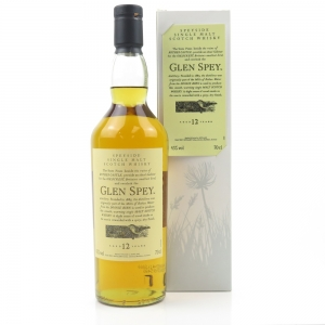 Glen Spey 12 Year Old Flora and Fauna / Scotch Whisky Experience Box