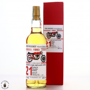 Macallan 1993 The Whisky Roundabout 21 Year Old Wheel Selection