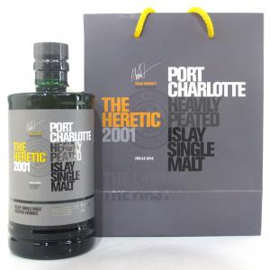 Port Charlotte 2001 The Heretic / Feis Ile 2018: The Last of the First