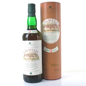 Lagavulin 12 Year Old White Horse 1980s