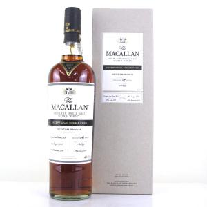 Macallan 2003 Exceptional Cask #9100-13
