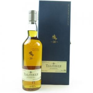 Talisker 30 Year Old 2008 Release