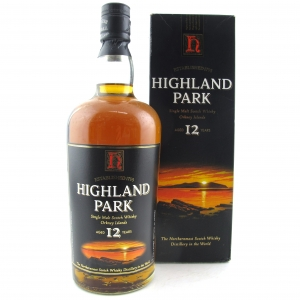 Highland Park 12 Year Old 1 Litre 1990s