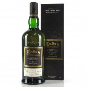 Ardbeg Twenty Something 23 Year Old / Committee Release 75cl / US Import
