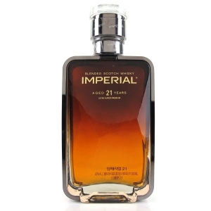 Chivas Imperial 21 Year Old / Korean Import