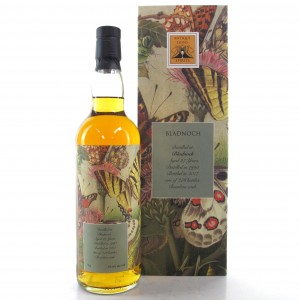 Bladnoch 1990 Antique Lions 27 Year Old / The Butterflies