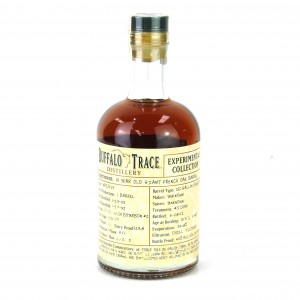 Buffalo Trace 1993 Experimental Collection 19 Year Old 37.5cl / Giant French Oak Barrel