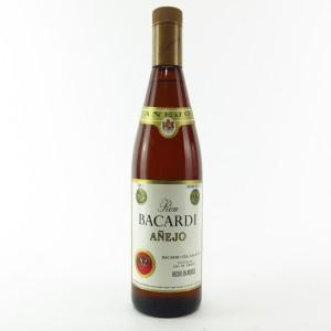 Bacardi Anejo 1970s