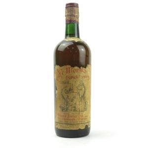 Ye Monks Scotch Whisky 1960s