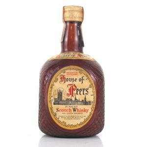 House of Peers Scotch Whisky 1960s