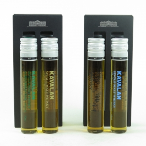 Kavalan Test Tube Gift Pack 4 x 5cl