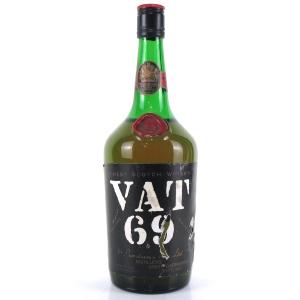 Vat 69 1970s 1 Litre