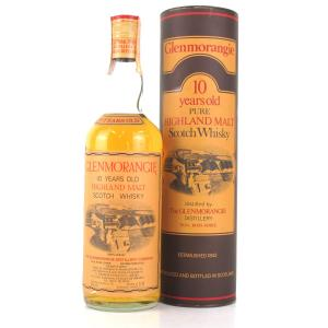 Glenmorangie 10 Year Old 1970s / Isolabella Import