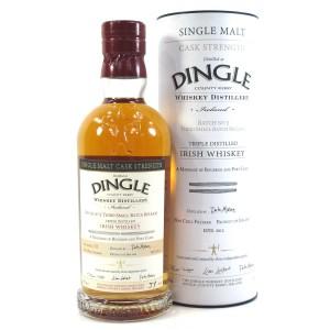 Dingle Irish Single Malt Batch No. 3 / Bourbon and Port Casks