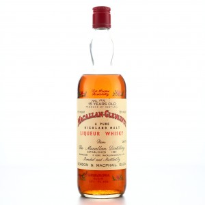 Macallan 15 Year Old Gordon and MacPhail 70 Proof