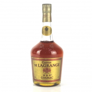 Gaston De Lagrange 3-Star Cognac 1960s