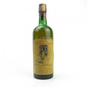 Antiquary De Luxe Scotch Whisky 1960s
