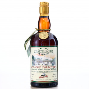 Glenfarclas 1972 Single Cask 29 Year Old / Craigellachie Hotel