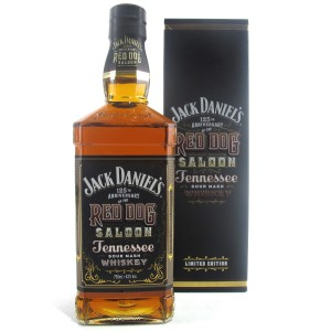 Jack Daniel's 125th Anniversary of Red Dog Saloon 75cl