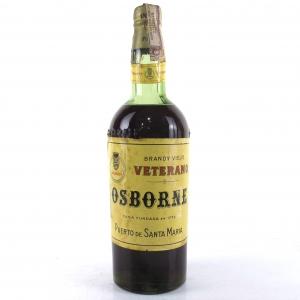Osborne Veterano Viejo Brandy 1950s