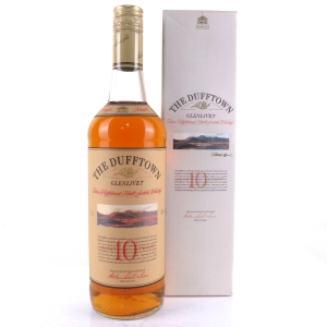 Dufftown 10 Year Old 1980s